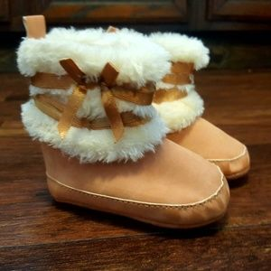 Other - Baby Boot Moccasins